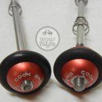 Cook Bros Dogbone Skewers CQP Titanium Shaft MTB Length .. bicycle parts library
