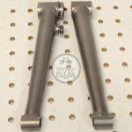 Cook Bros Titanium Cranks vintage bike parts library bicycle catalog