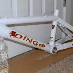 Dingo BMX Frame totallyvalid.com vintage bike parts library bicycle catalog