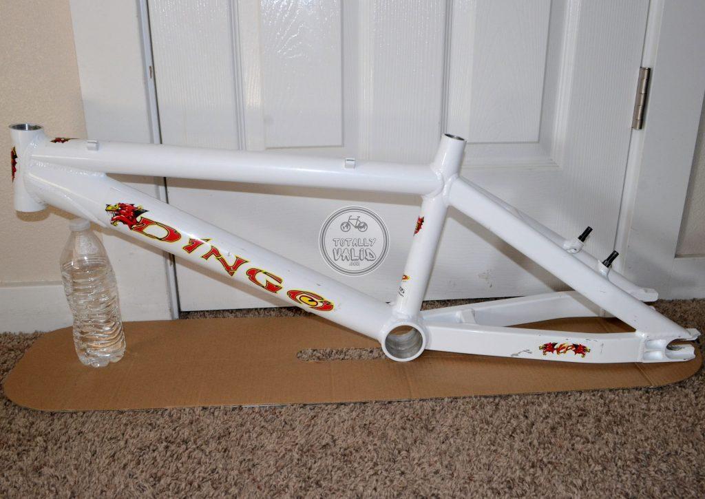 Dingo BMX Frame totallyvalid.com