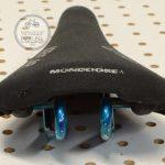 Mongoose Live Wire Saddle BMX Seat Livewire Kevlar VELO VL-229 SDG