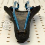 Mongoose Live Wire Saddle BMX Seat Livewire Kevlar VELO VL-229 SDG, old school bmx