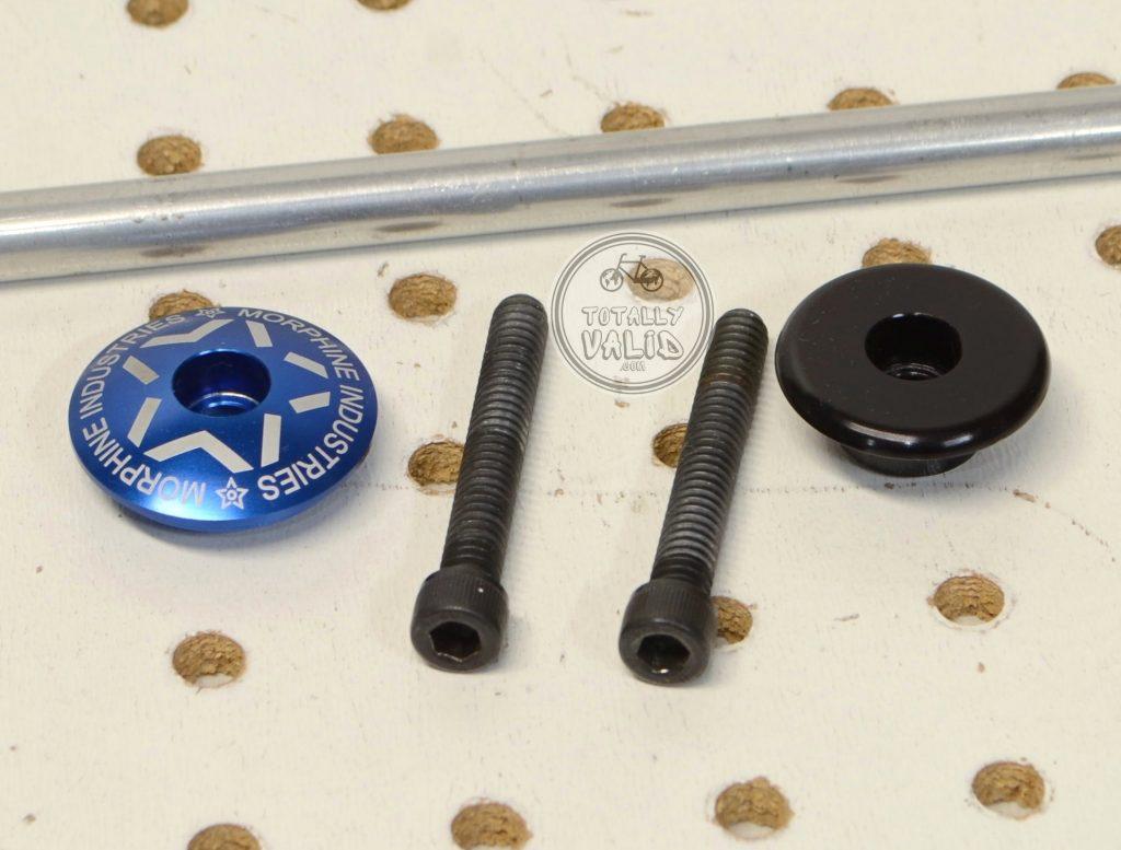 "Morphine Industries Deadlock Headlock PRO Size 1 1/8"" bicycle part catalog"