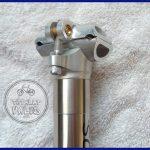 Syncros Titanium Seatpost 27.2mm Ti Post