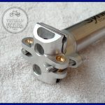 Syncros Titanium Seatpost 27.2mm Ti Post . MTB Parts