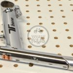 Tioga T-Bone Avenger Stem Chrome 22.2