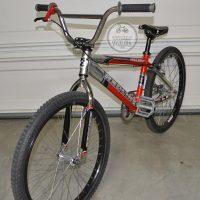 2001 Redline Proline Team Cruiser 24 BMX Bike vintage bmx parts library