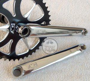 AC BMX Crankset off 2004 SE Racing PK Ripper