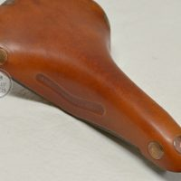 Brooks Professional Saddle Brooks Pro Leather Bicycle Seat vintage bicyle parts library