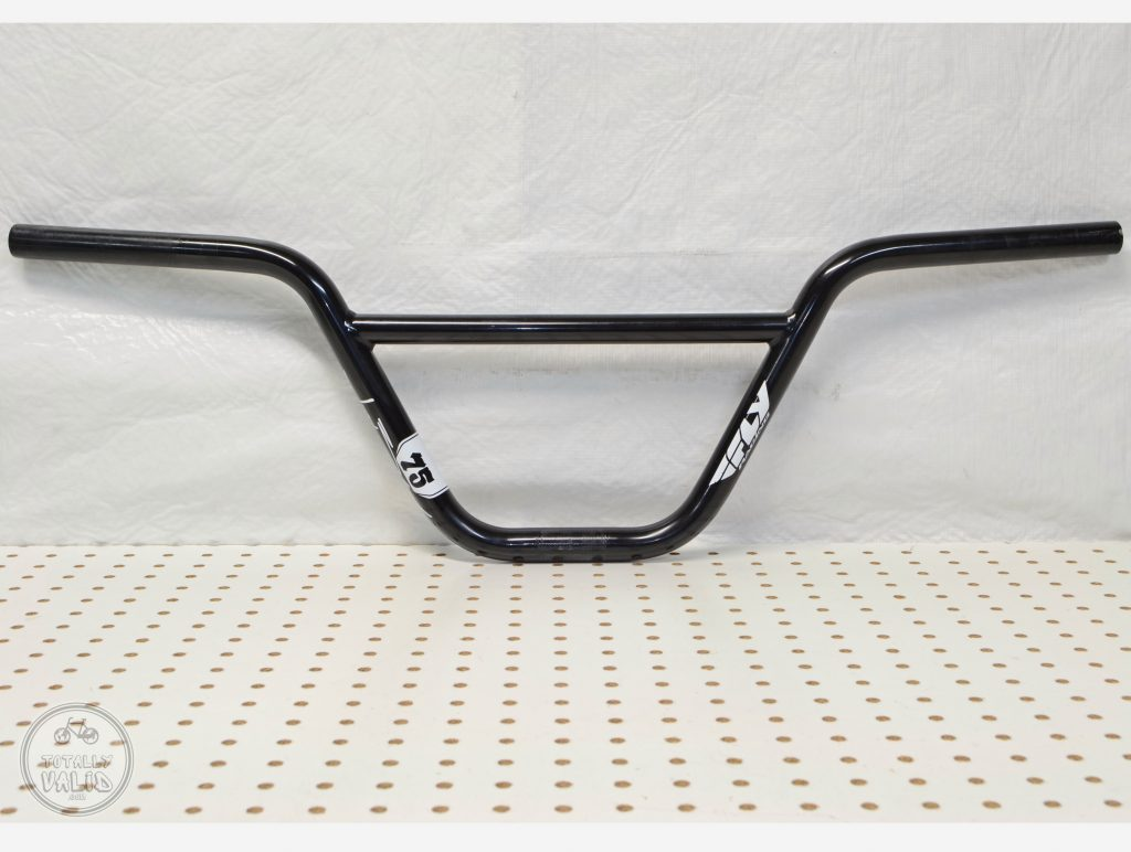 Fly Racing Joey Bradford Series 75 Handlebar Black Chromoly BMX Bar vintage bmx bike parts catalog