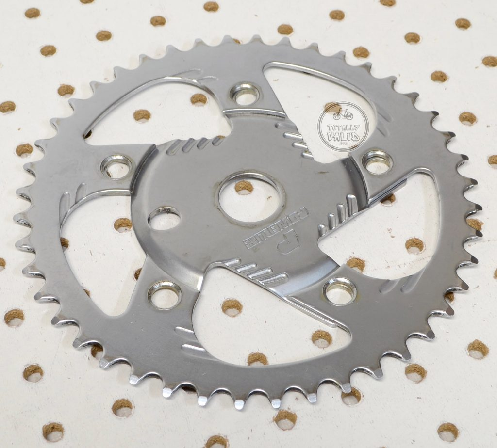 Powerlite BMX Chainring Spider..vintage BMX bike parts catalog
