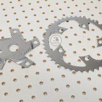 Powerlite BMX Chainring Spider..vintage BMX bike parts catalog