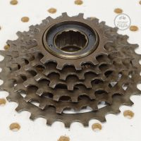 Shimano 6 Speed Freewheel MF-Z012.....vintage mtb parts library..