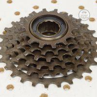Shimano 6 Speed Freewheel MF-Z012 , vintage mtb parts