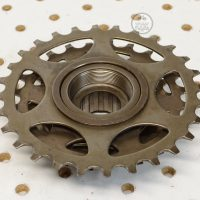 Shimano 6 Speed Freewheel MF-Z012.....vintage mtb parts library..