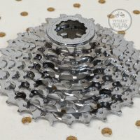 Shimano XT 8 speed cassette CS-M737-I 11-30t..vintage MTB bike parts catalog....#