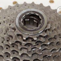 Shimano XTR 8 SPEED Cassette CS-M900 12-32t vintage MTB bike parts catalog...