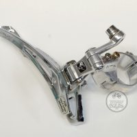 XT Deer Head Front Derailer FD-M700...vintage MTB bike parts catalog..