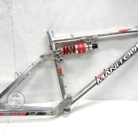 Answer Manitou FS Frame . vintage mtb mountain bike full suspension frame