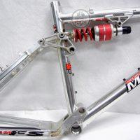 Answer Manitou FS Frame . vintage mtb mountain bike full suspension frame