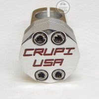 Crupi Mini BMX Stem Gooseneck - VINTAGE BMX PARTS