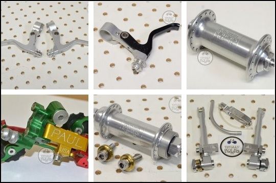 Paul Bike Parts . Old school BMX and Vintage MTB