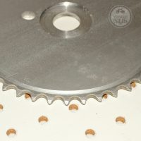 Johnson BMX Sprocket made by GT Bicycles , mid school bmx parts