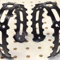 Suntour XC-II Pedal Cages , old school bmx