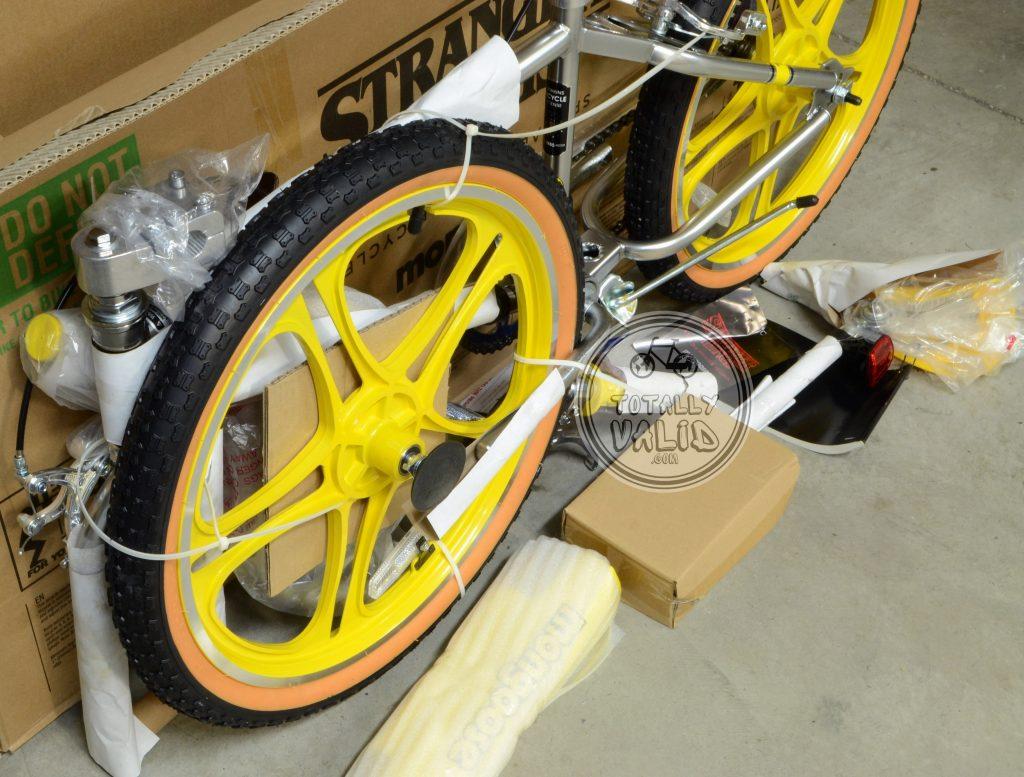 Stranger Things Mongoose BMX Bike