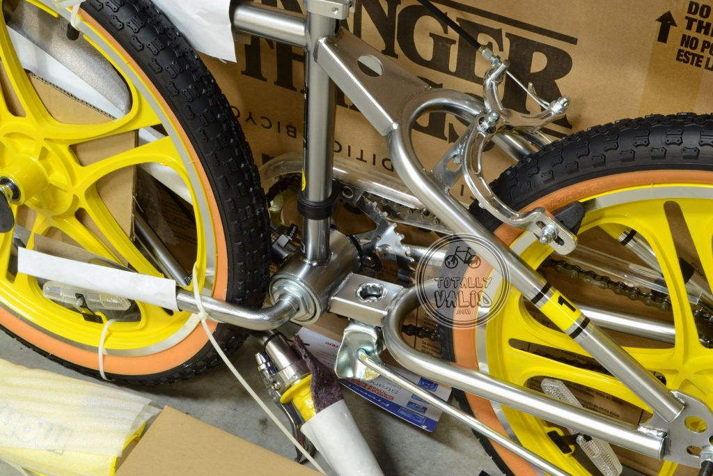Stranger Things Mad Max BMX Bike