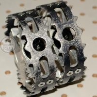 Suntour XC-ii Pedals with XC-1 Cages old school bmx.