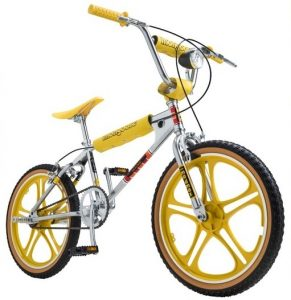Netflix Stranger Things BMX Bike, Max Mayfield bicycle Mongoose