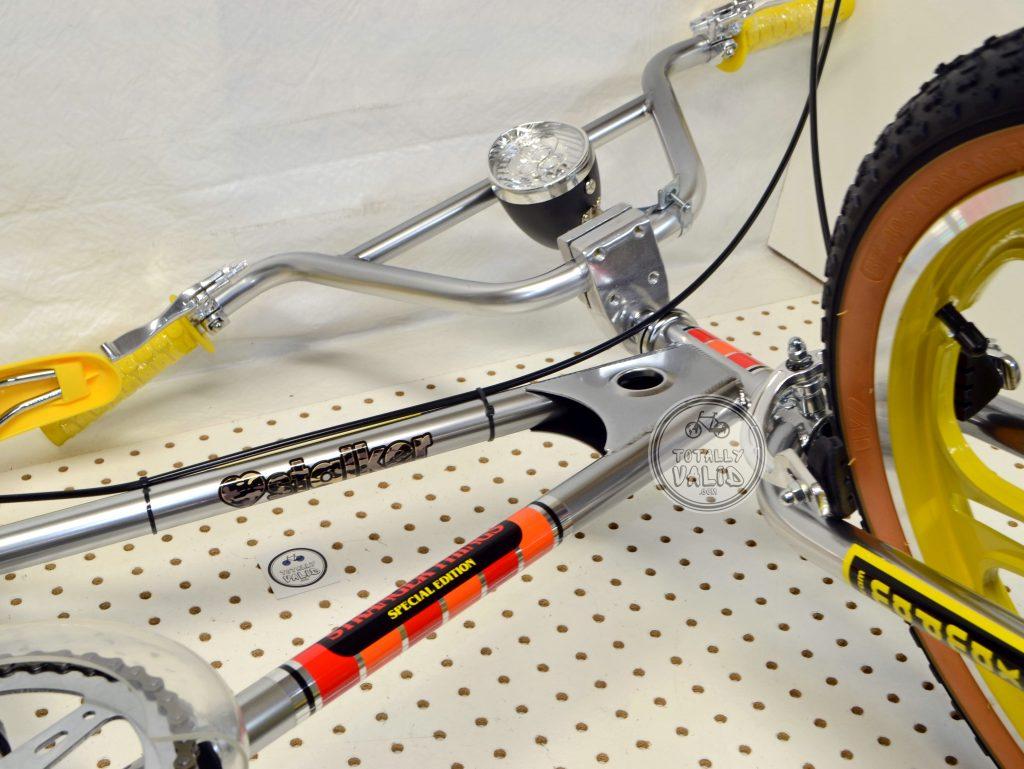 Stranger Things BMX Bike