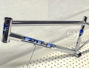 ELF bike Frame, mid school BMX