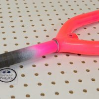 1988 GT Pro Freestyle Tour Fork Pink, vintage Freestyle BMX