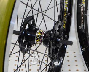GT Rhythm System Wheels, vintage BMX Bike