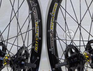 GT Rhythm System hubs, old school BMX, GT rythym system