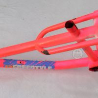 1988 GT Pro Freestyle Tour pink bmx bike