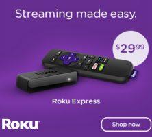 ROKU cut the cord